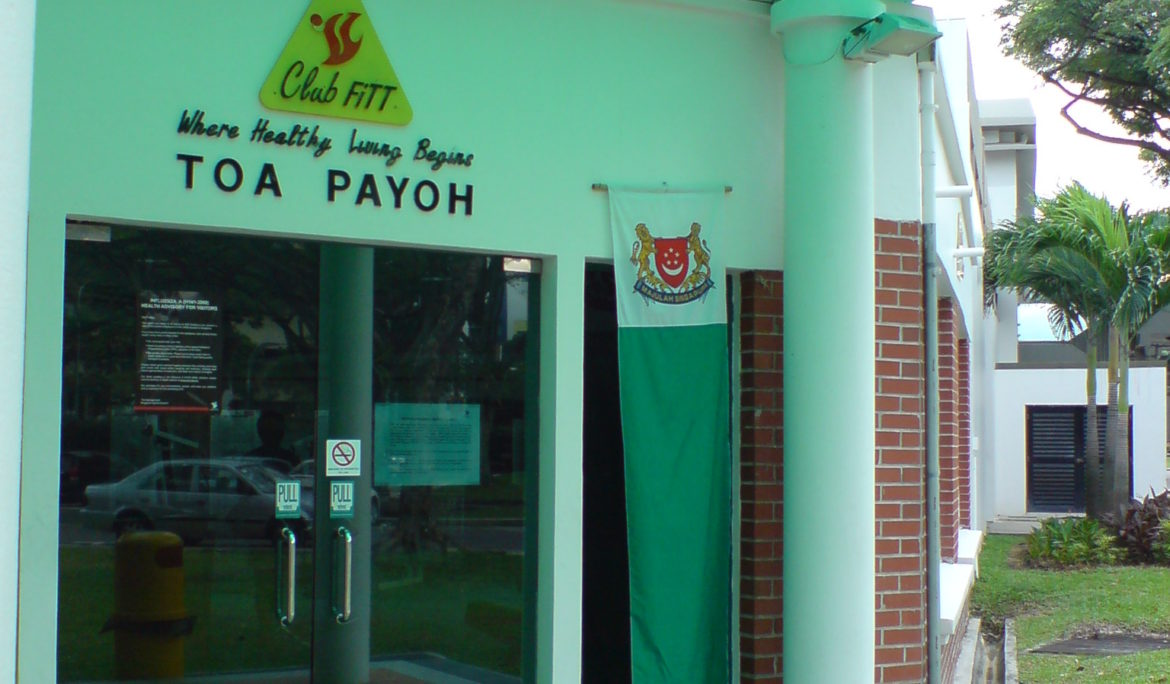 Toa Payoh Clubfitt Gym: Taking A New Look At An Old Friend