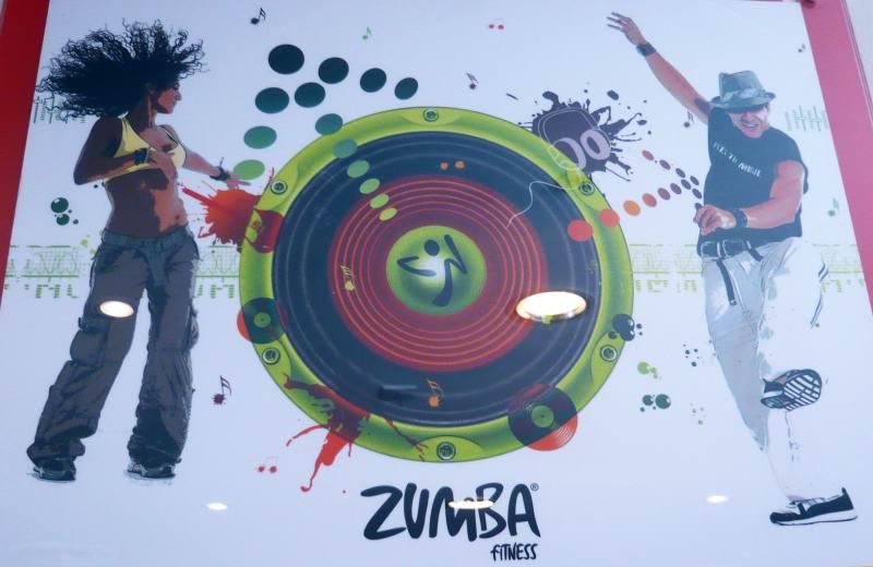 I Enjoyed Zumba Fitness
