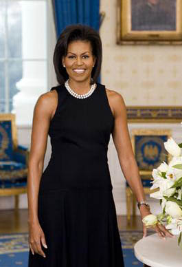 The Secret To Michelle Obama's Much-Talked-About Arms