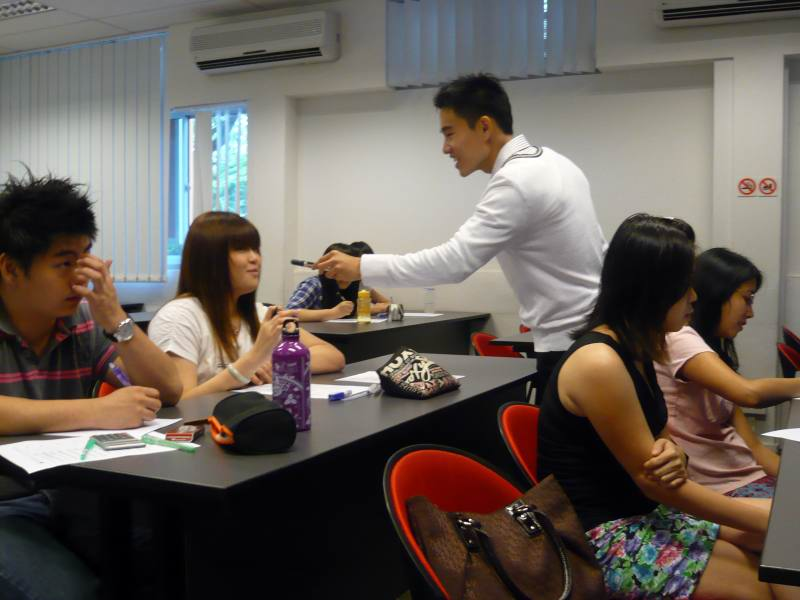 Grooming Workshop For PSB Academy