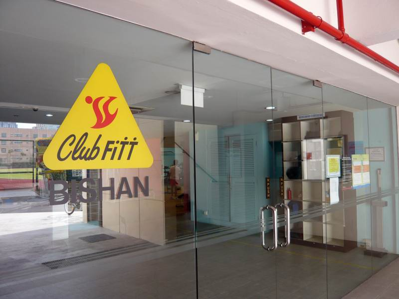 Bishan ClubFitt Gym: Highly Recommended