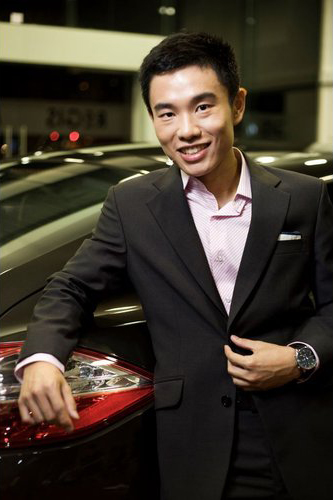 August Man A-listers Competition – Vote For Lionel Lim