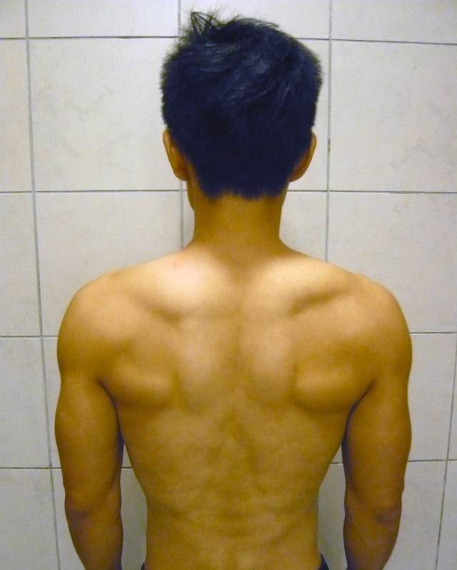 Sexy And Sleek V-Taper: It's All In Your Back Muscles