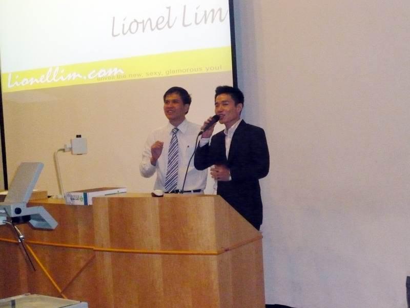 Grooming Talk For Temasek Polytechnic Engineering School Students