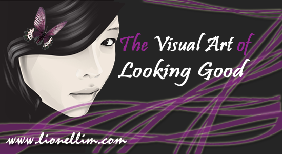 The Visual Art Of Looking Good Grooming Workshop – My Signature Programme Logo