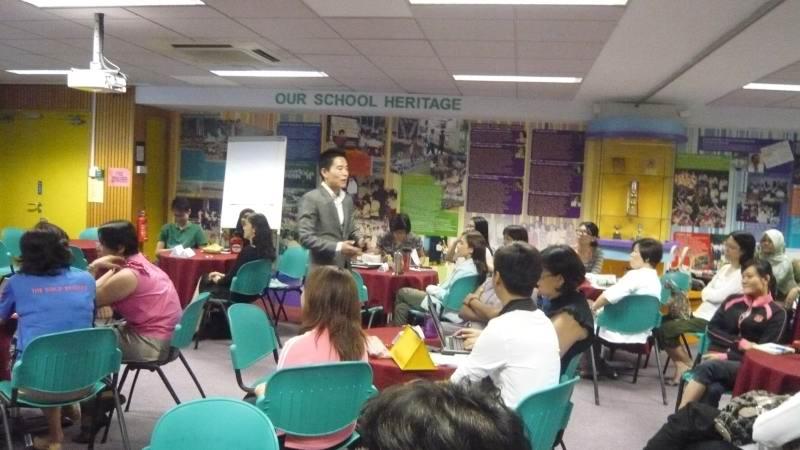 Grooming Workshop For School Teachers: Mayflower Primary School