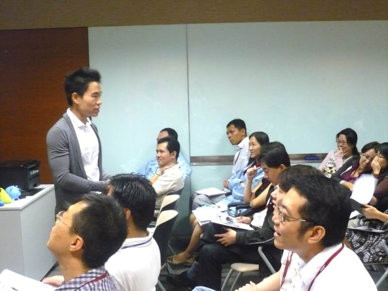 Corporate Lunchtime Grooming Talk: Rockwell Automation Asia Pacific