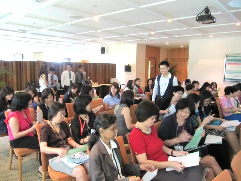 Grooming Talk For Ladies At Ministry of Education (MOE)