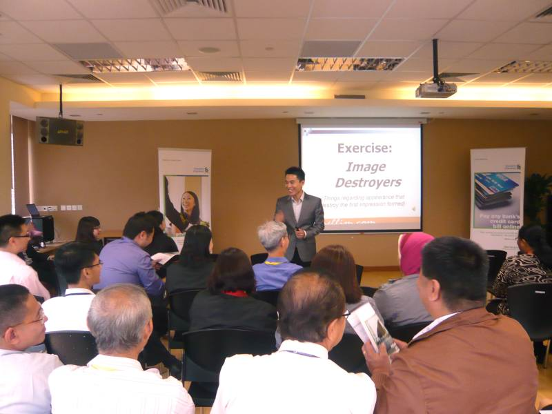 Grooming Talk For Ministry of Community Development, Youth and Sports (MCYS)