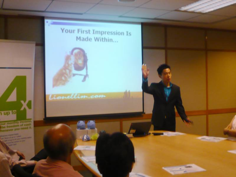 Grooming Talk For Building & Construction Authority (BCA)