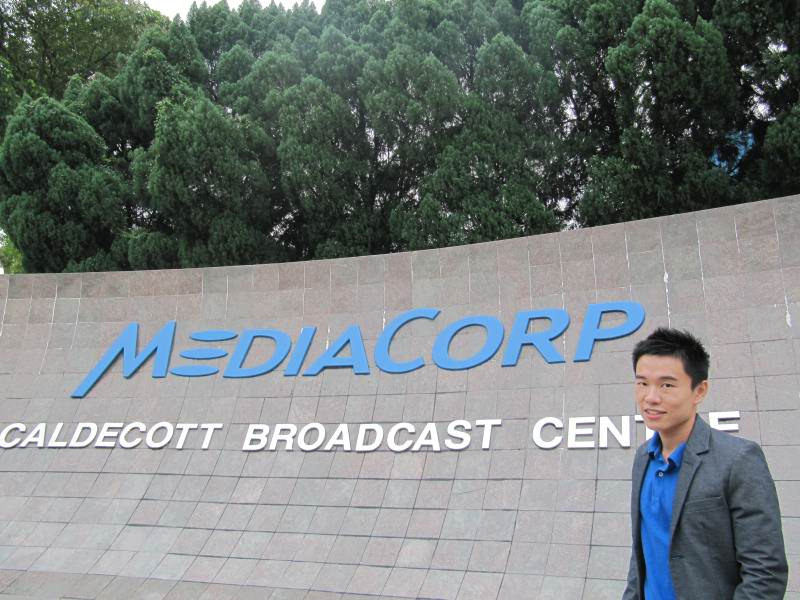 My First Mediacorp TV Programme