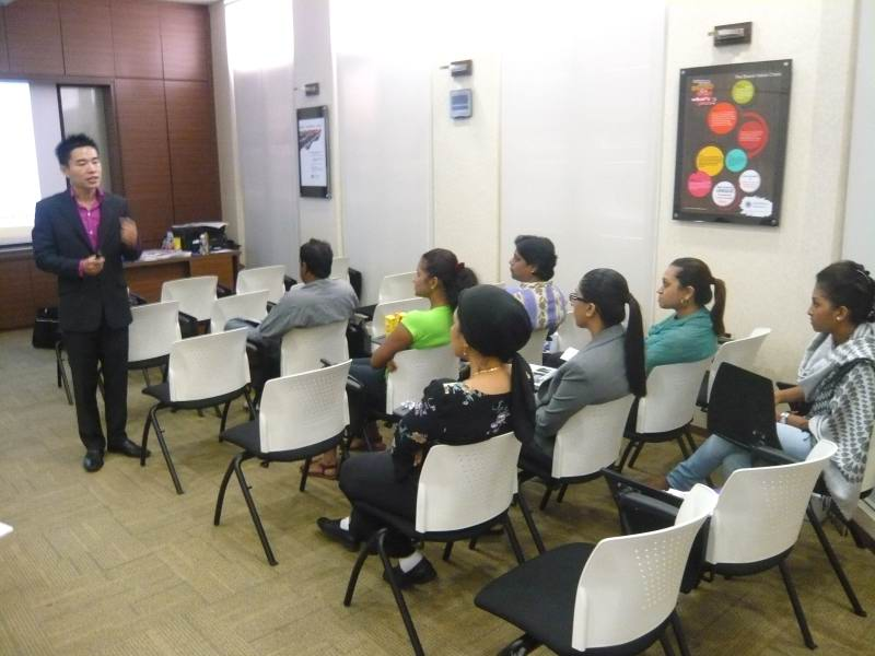 Grooming Talk For Singapore Indian Chamber Of Commerce & Industry (SICCI)