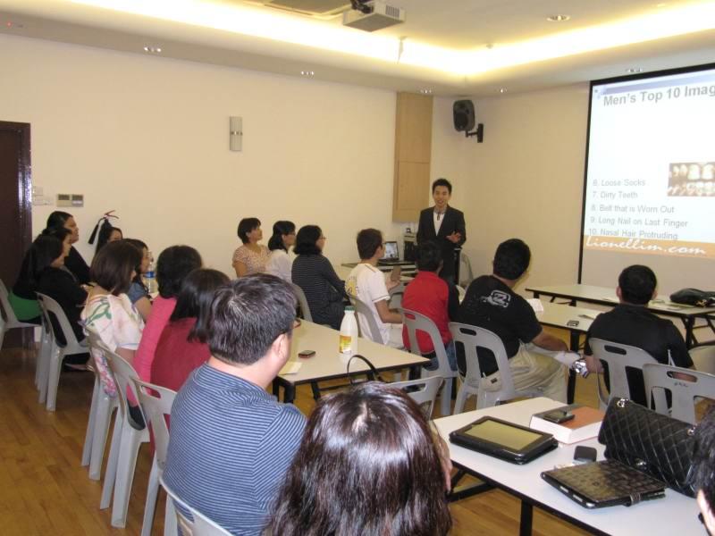 Corporate Grooming Workshop For Civil Servants At Civil Service Club