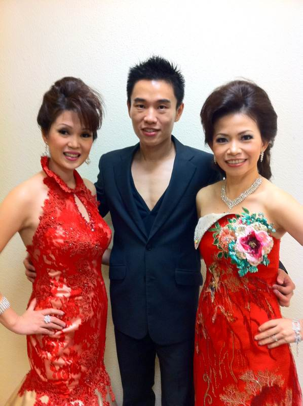 Mrs Singapore South East Asia 2011 Pageant