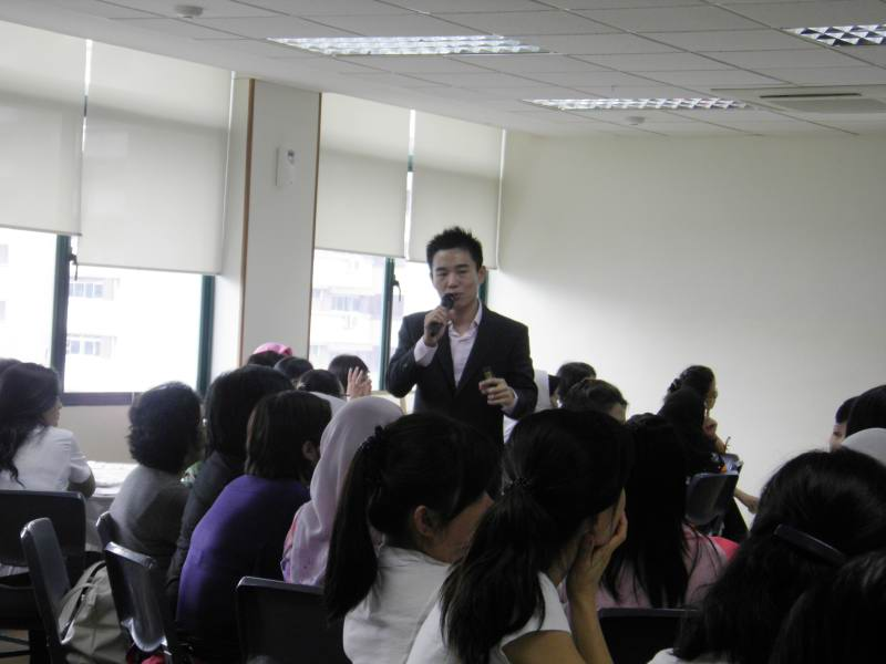 Ladies Grooming Workshop For PAP Community Foundation – Pasir Ris West Education Centre