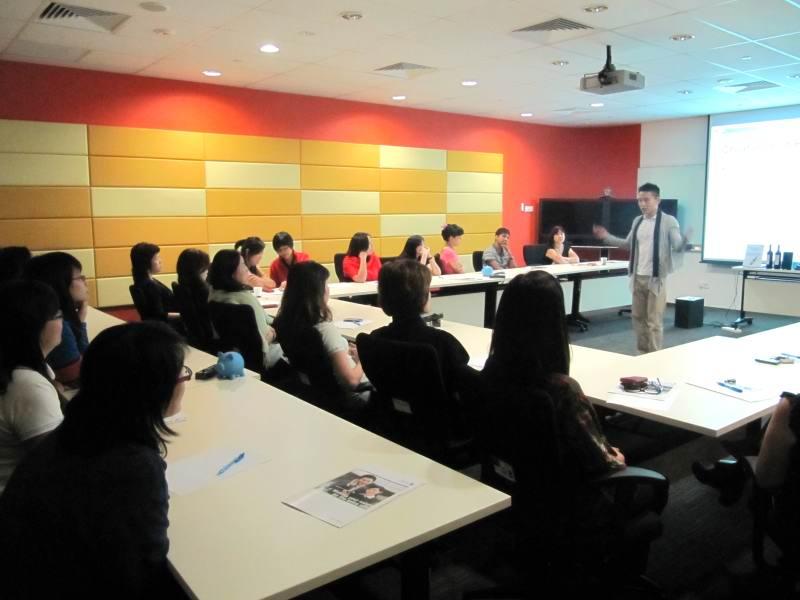 Stress Management Talk For Kodak Singapore
