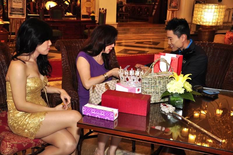 Lunch With Philippines Health Beauty Wellness Guru Cory Quirino