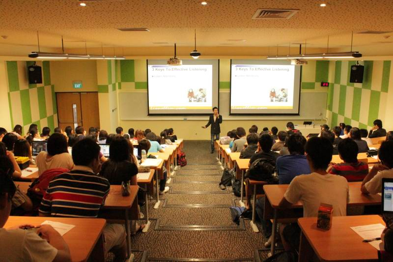 The Art Of Conversation Talk For Ngee Ann Polytechnic Students