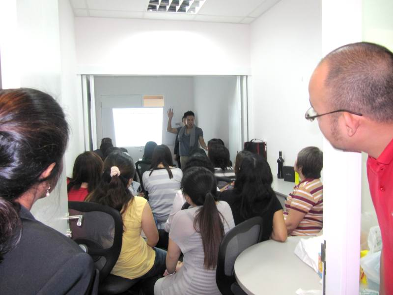 Stress Management Talk For KSCGP Juris LLP