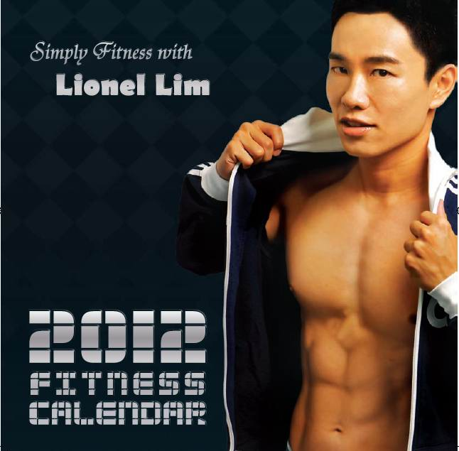 Fitness Calendar 2012 – Simply Fitness With Lionel Lim