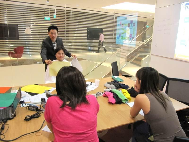 Personal Grooming Workshop For Infocomm Development Authority Of Singapore (IDA) Staff