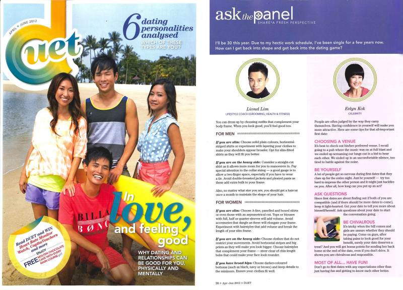 The SDN Singapore Duet Magazine Panel Interview
