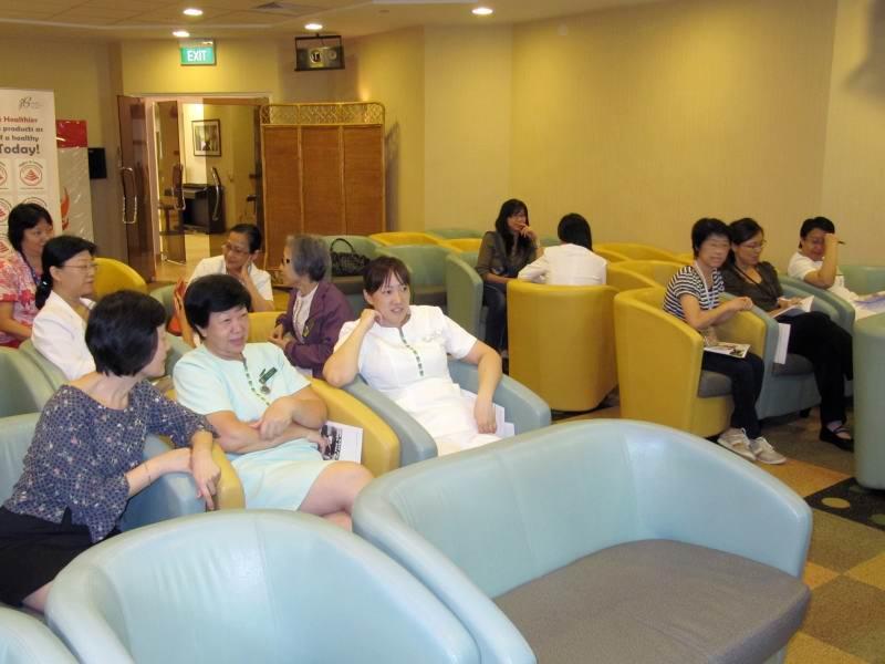 Skincare Talk For Singapore General Hospital Nurses