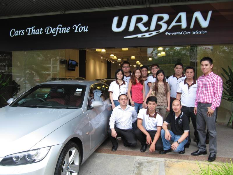 Grooming Course For Urban Motors Singapore