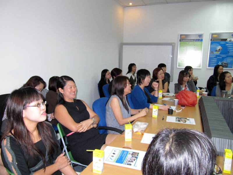 No To Armpit Hair: Vishay Intertechnology Asia Ladies Grooming Talk