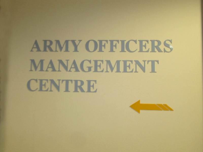 Branding Workshop For Singapore Armed Forces (SAF) AOMC