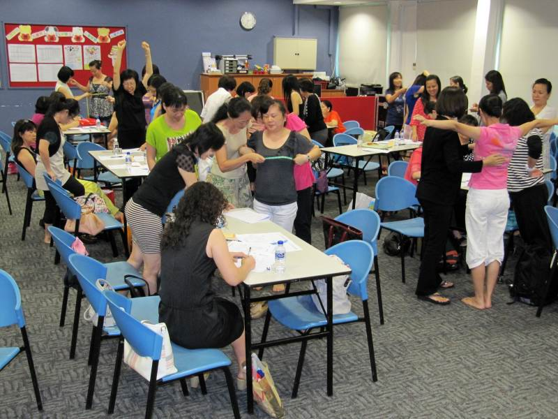 Grooming Training Course For Presbyterian Community Services: 完美形象学