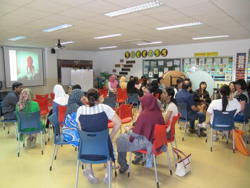 Grooming Talk For School Teachers: Teck Whye Primary School