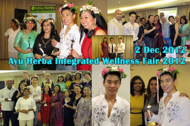 Ayu Herba Integrated Wellness Fair 2012