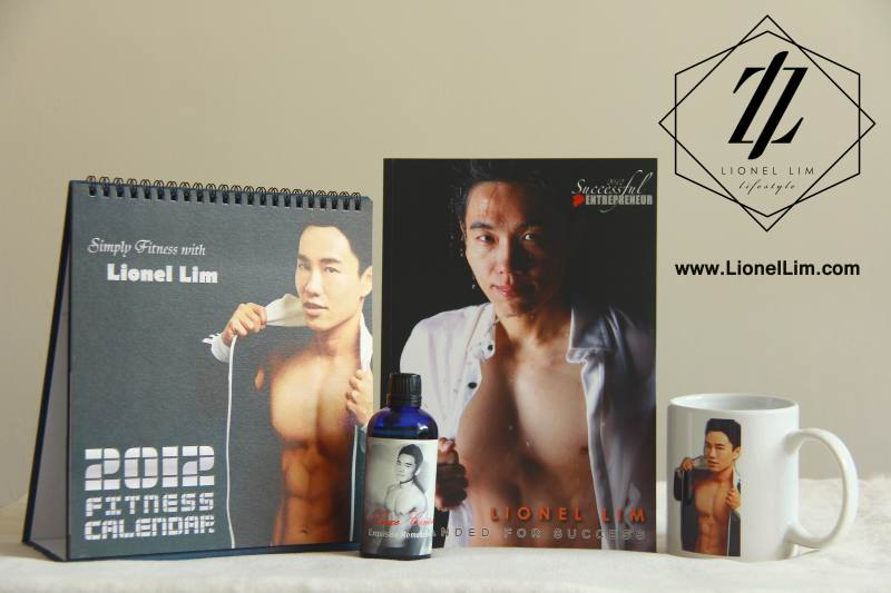 My Report Card For 2012 – Fitness Calendar, Luxe Body Culture Bodycare, Branded For Success Branding Book