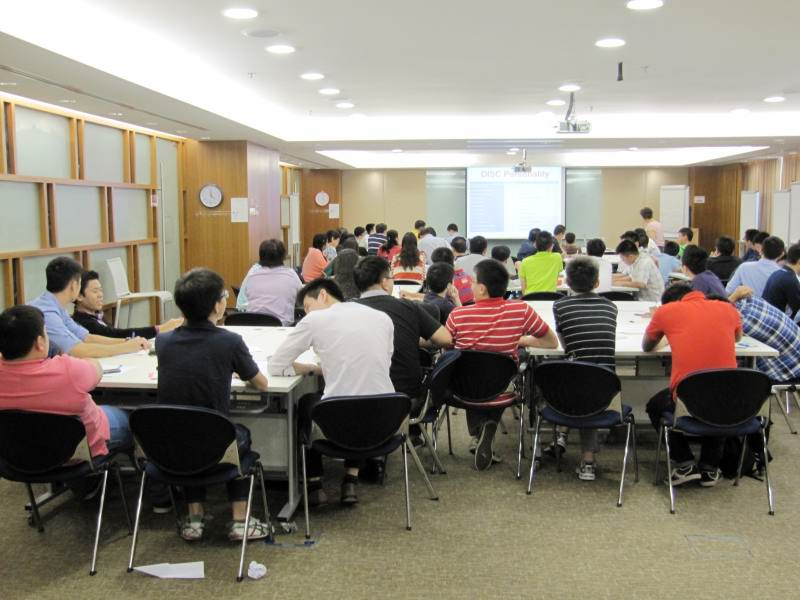 Personal Life Profiling Training For MINDEF Officers