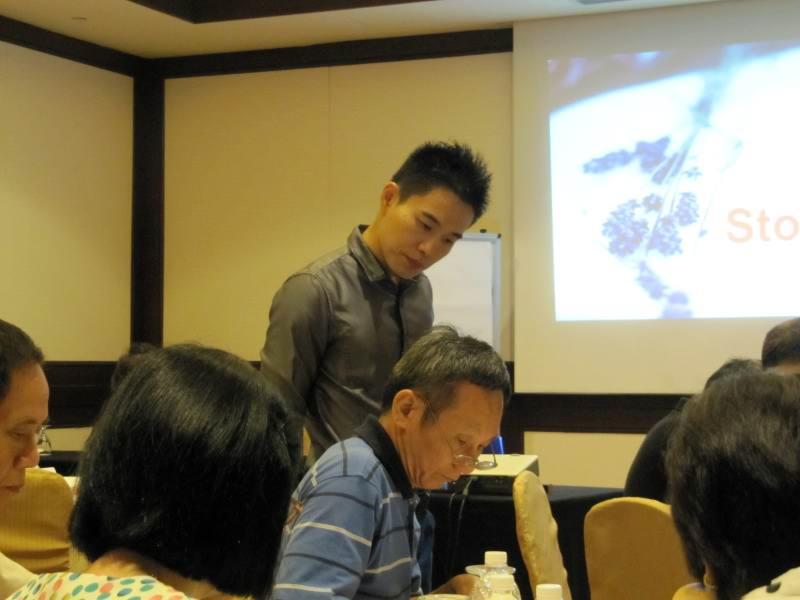 Communication Skills Training Workshop For MINDEF