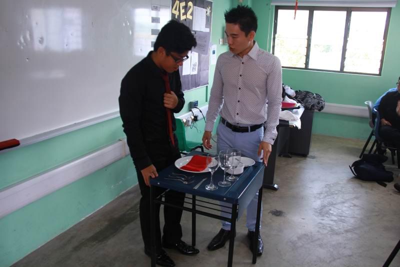 Grooming Workshop for Zhenghua Secondary School