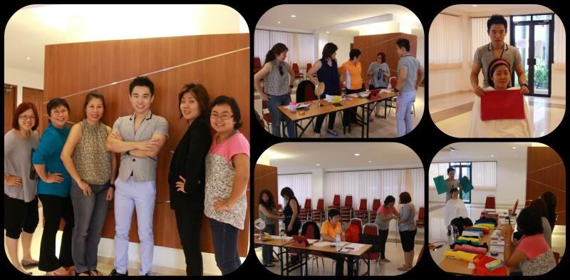 Ladies Grooming Workshop Singapore