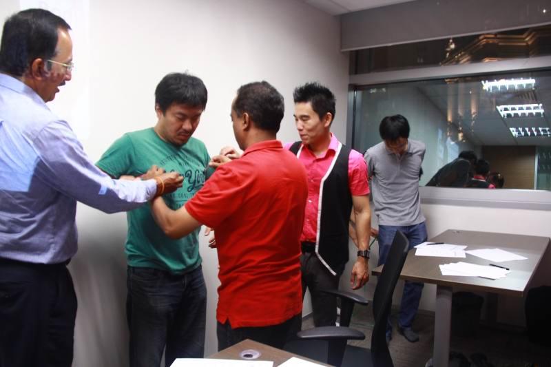 Men Grooming Workshop Singapore