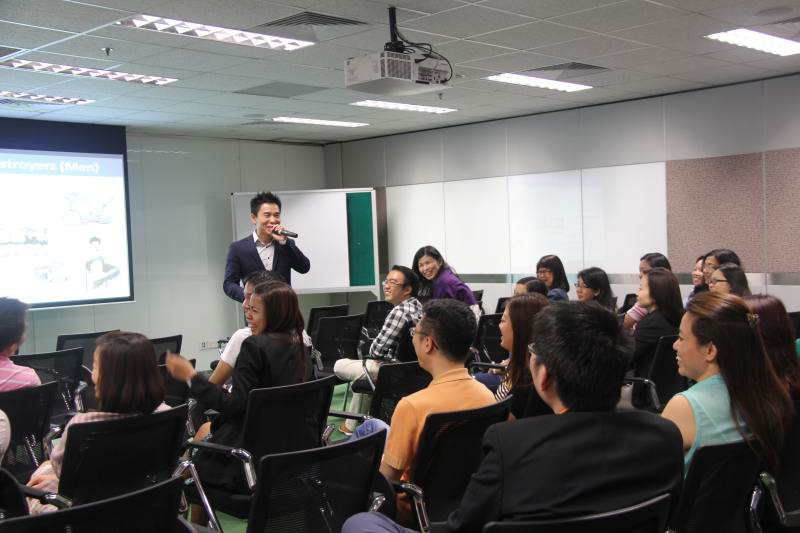 5 Tips To Create A Positive First Impression – Grooming Talk for Manulife Singapore