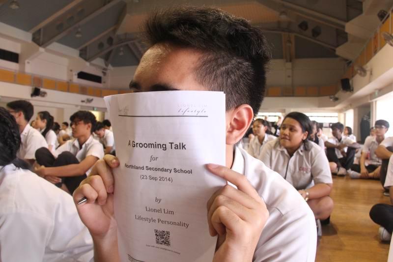 grooming_talk_singapore_northland_secondary