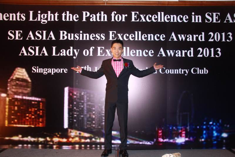 Southeast Asia Business Excellence Award My Journey To Making It To The Top