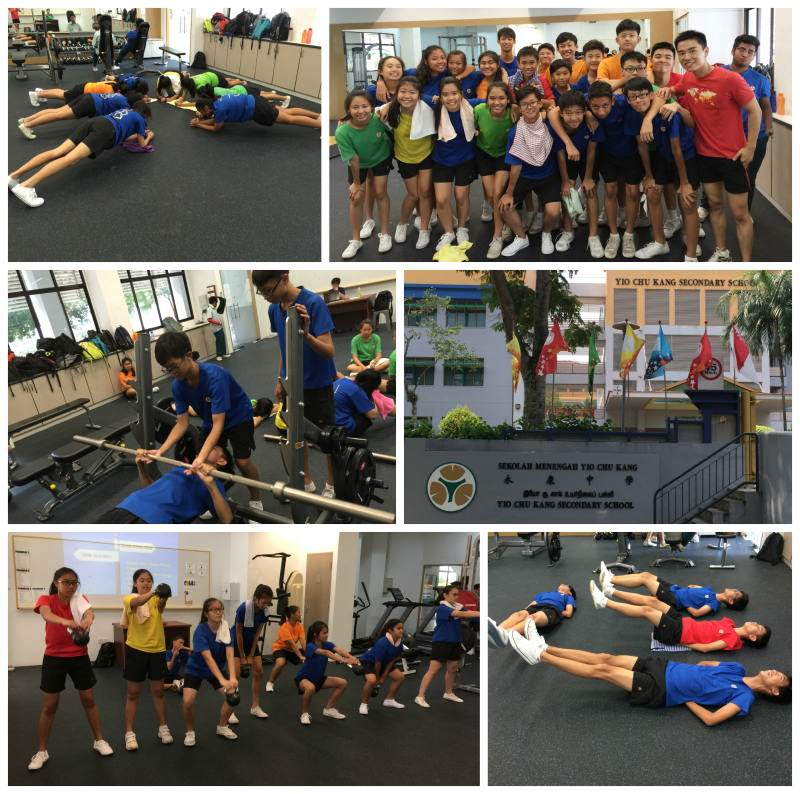 Fitness Workshops For Singapore Schools: 5 Lessons Fitness Training Can Teach You