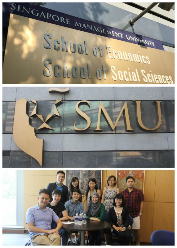 Personal Branding Workshop For SMU Students