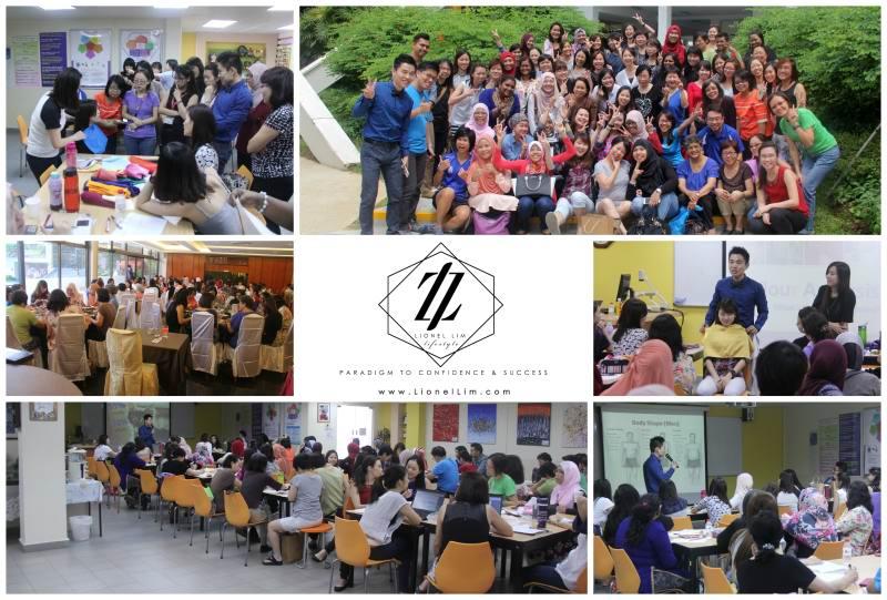 Personal Grooming And Etiquette Workshop For School Teachers: Bukit View Primary School