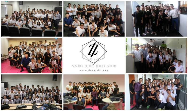 Grooming Workshops For ITE College West DPP Students