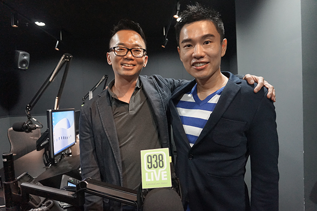 Radio 938 Live A Slice of Life With Lionel Lim
